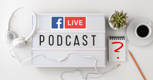 FB Live or Podcast: What's Best for Your Business? | Amanda MacMaster | MacManda Media