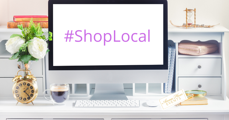 #Shoplocal 9 Ways to Support Local Small Businesses During the Coronavirus Crisis | Amanda MacMaster | MacManda Media